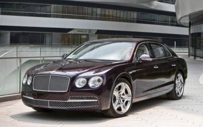 Bentley Continental GT Sedan Review